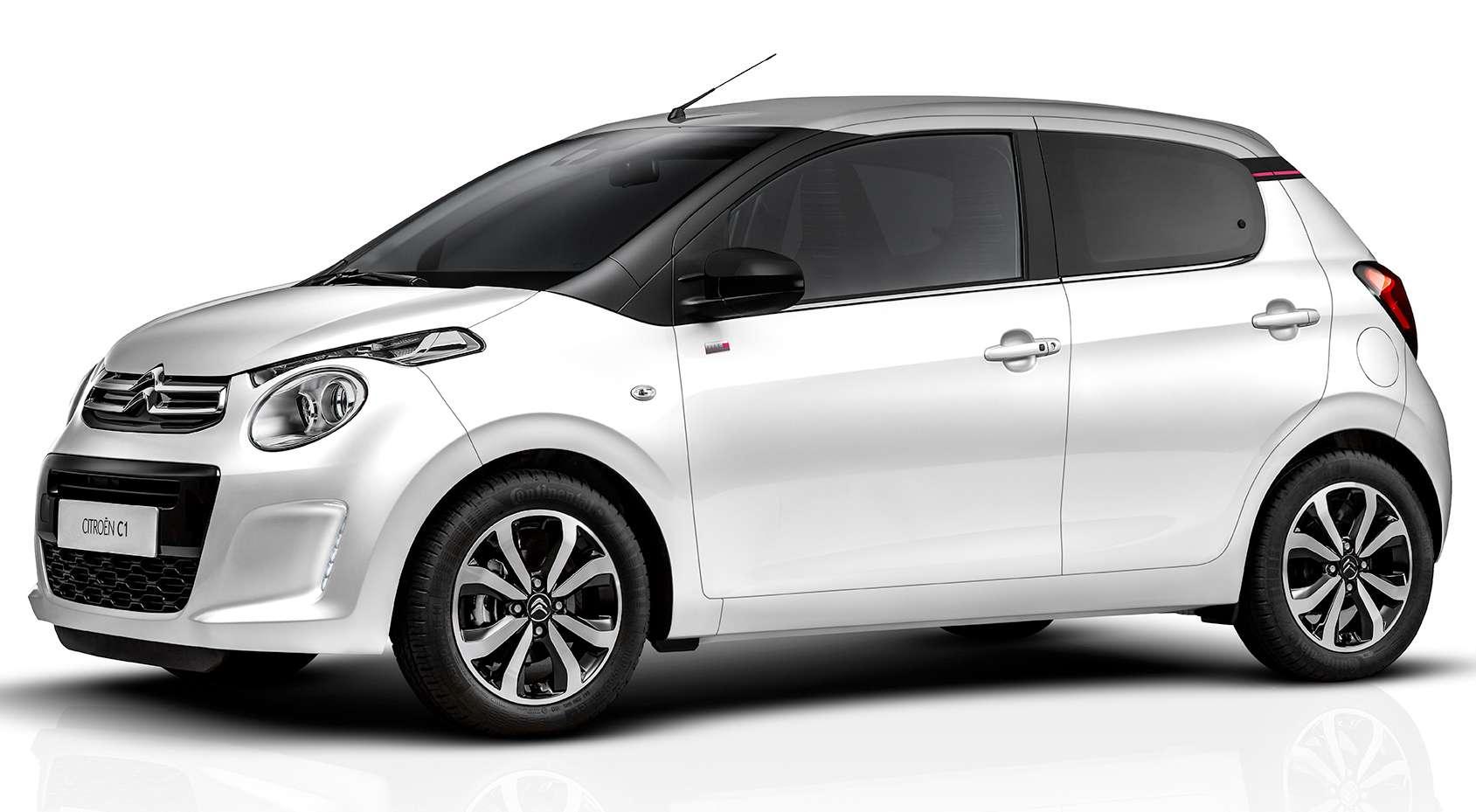 CITROËN C1 1.0 VTi72 Feel Micro car 5-door