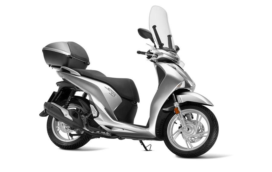 moto e scooter noleggio lungo termine