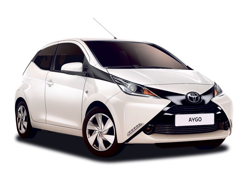 TOYOTA AYGO CONNECT 1.0 VVT-i x-business