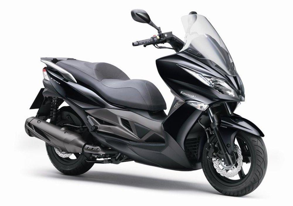 KAWASAKI J 300 Motociclo