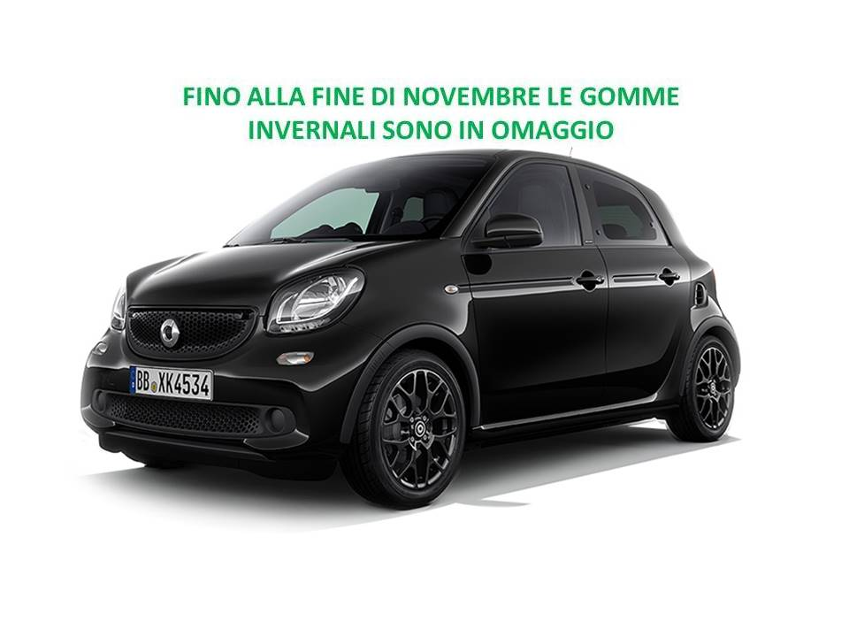 SMART FORFOUR 70 1.0 52kW Superpassion