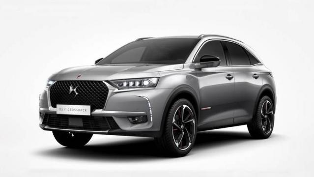 DS 7 CROSSBACK BlueHDi 180 Automatica Business