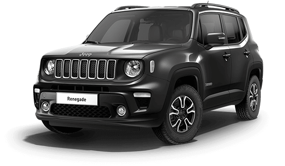 RENEGADE 1.6 MJet 120cv Limited