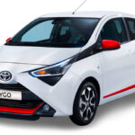 TOYOTA AYGO CONNECT 1.0 VVT-i x-cool